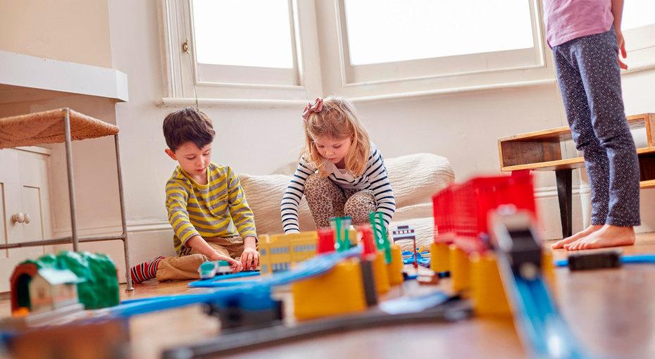 Самые продаваемых игрушек: о чем мечтают все российские дети