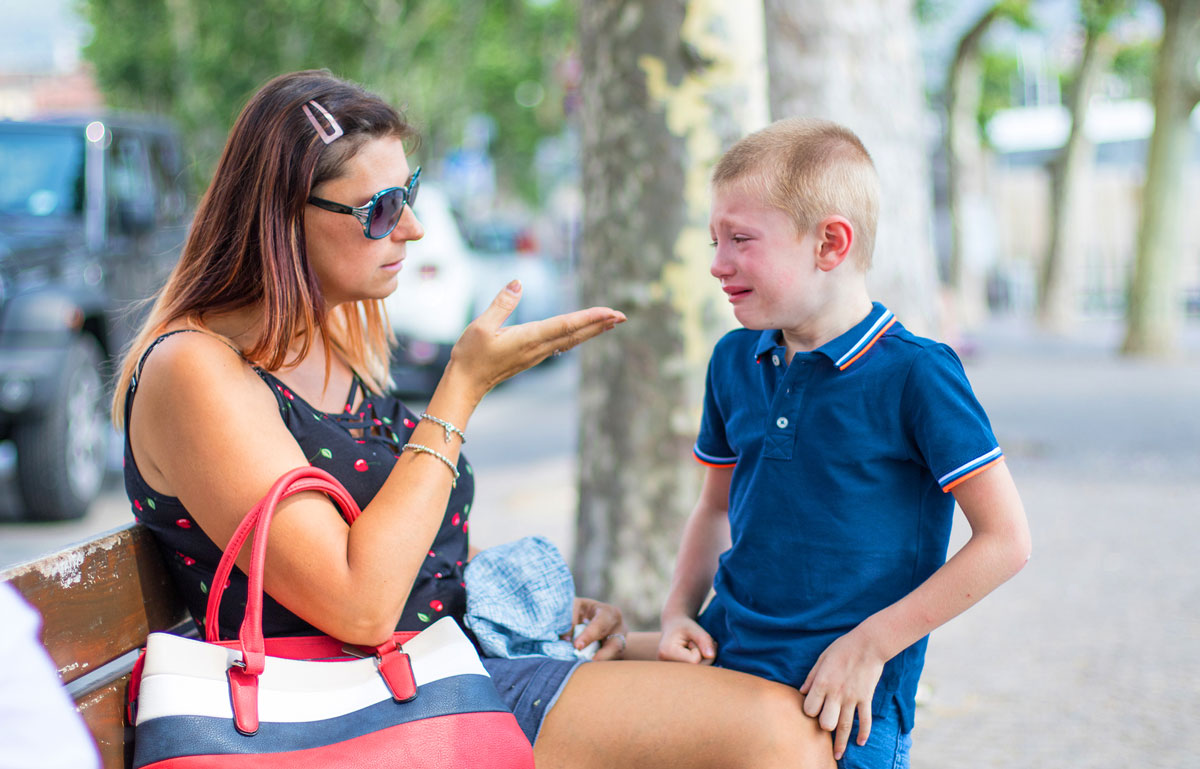 Не называйте ребенка застенчивым!