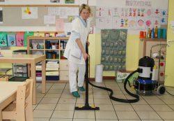 Уборка в детском саду — сохраняем чистоту