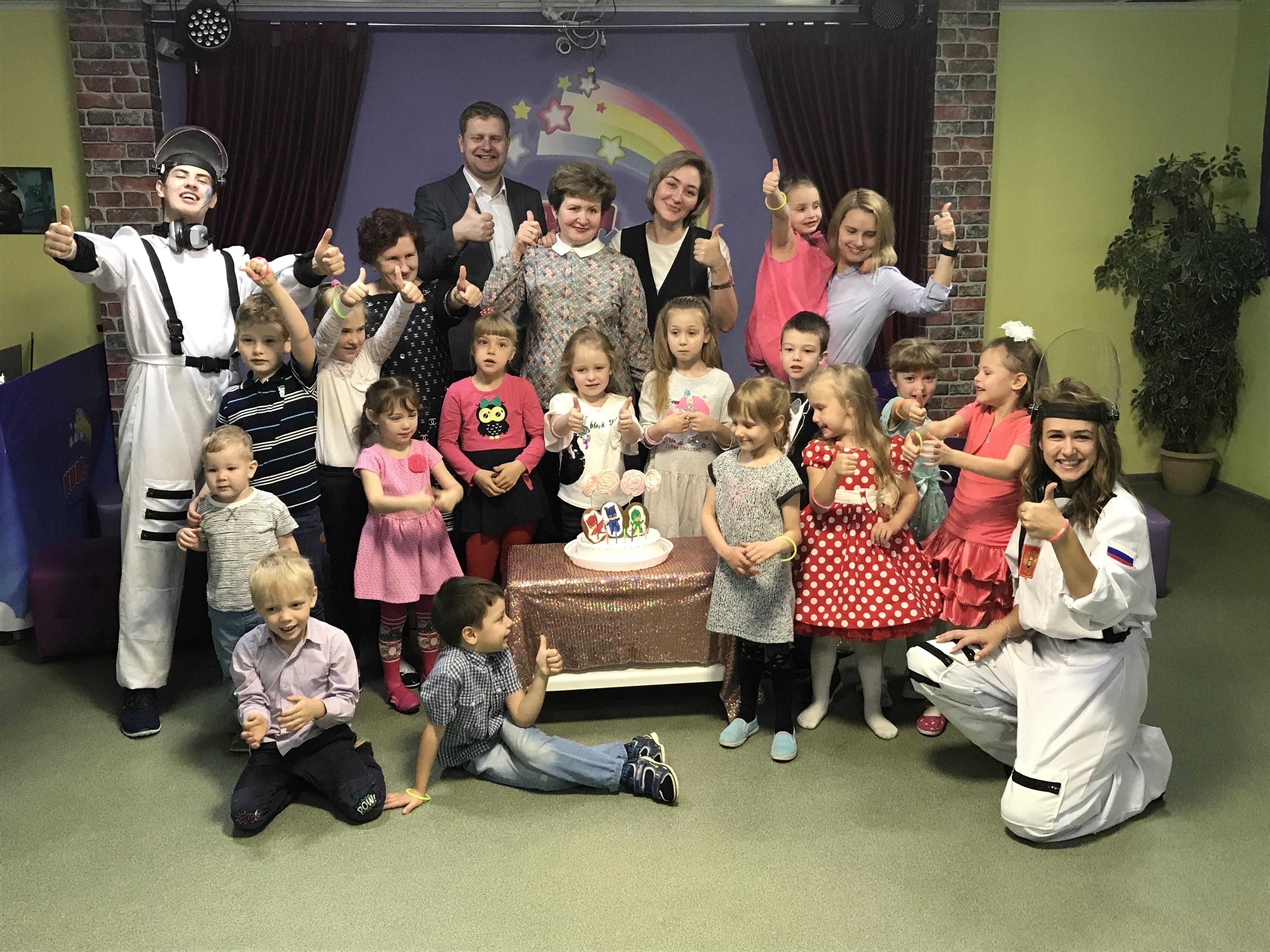 Лучшие шоу-программы для детей от агентства «КИВИ-КЛУБ»