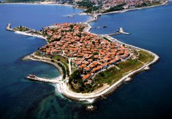 Болгария. Несебр — жемчужина Черного моря