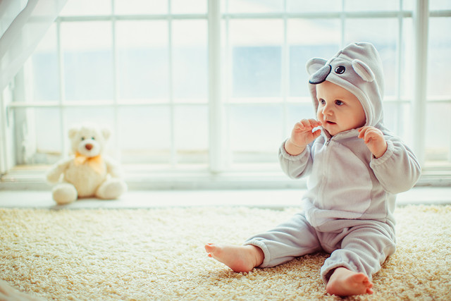Развитие ребенка в возрасте 1-3 года