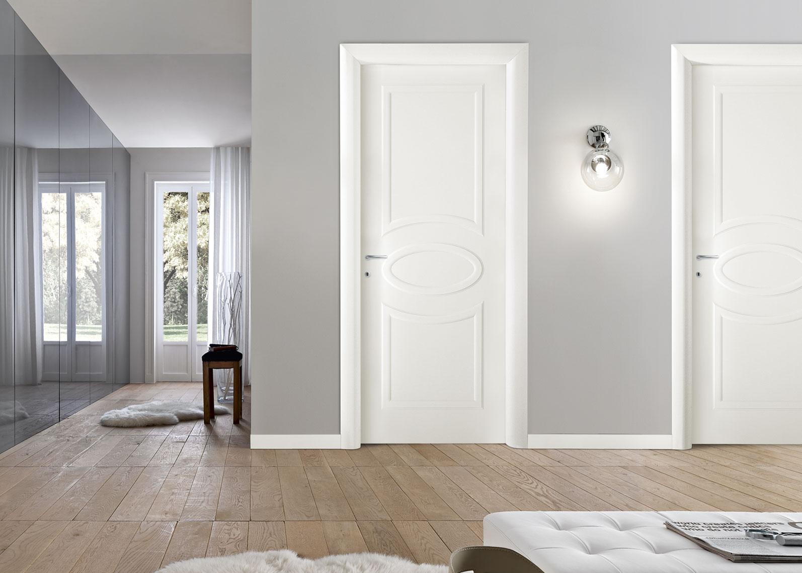 Почему белые межкомнатные двери всегда пользуются спросом