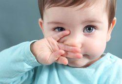 Почему у ребенка идет кровь из носа