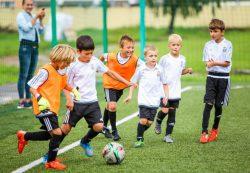В чем польза футбола для детей?