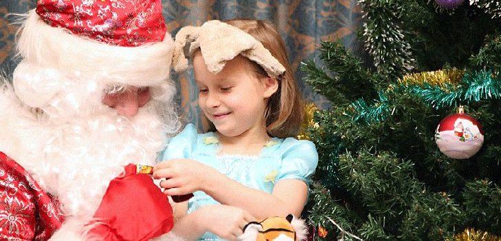 Выбор рождественского презента для 7-летнего ребенка