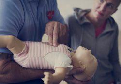 Как перевозить новорожденных?