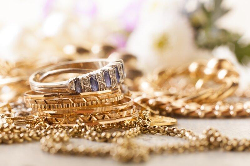 Выбираем золотое украшение