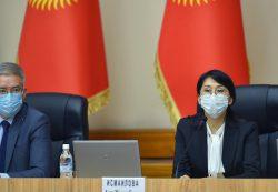 Благоустройство Бишкека и заборы