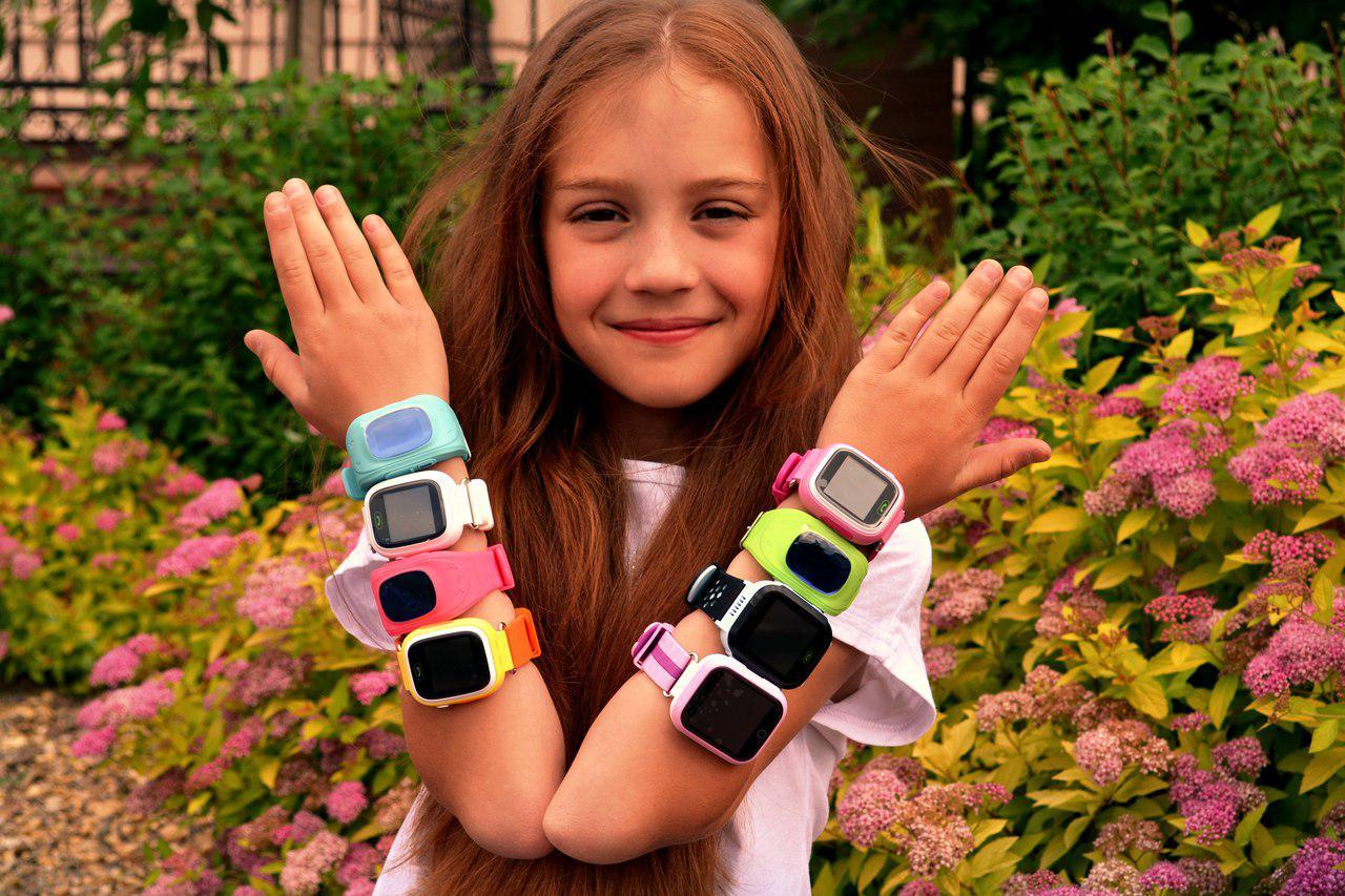 Детские смарт-часы — залог спокойствия родителей