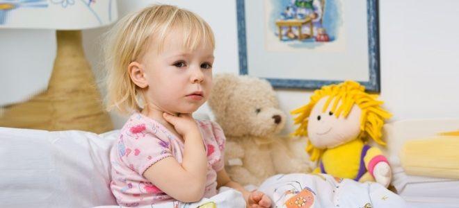 Методы лечения кашля у ребенка