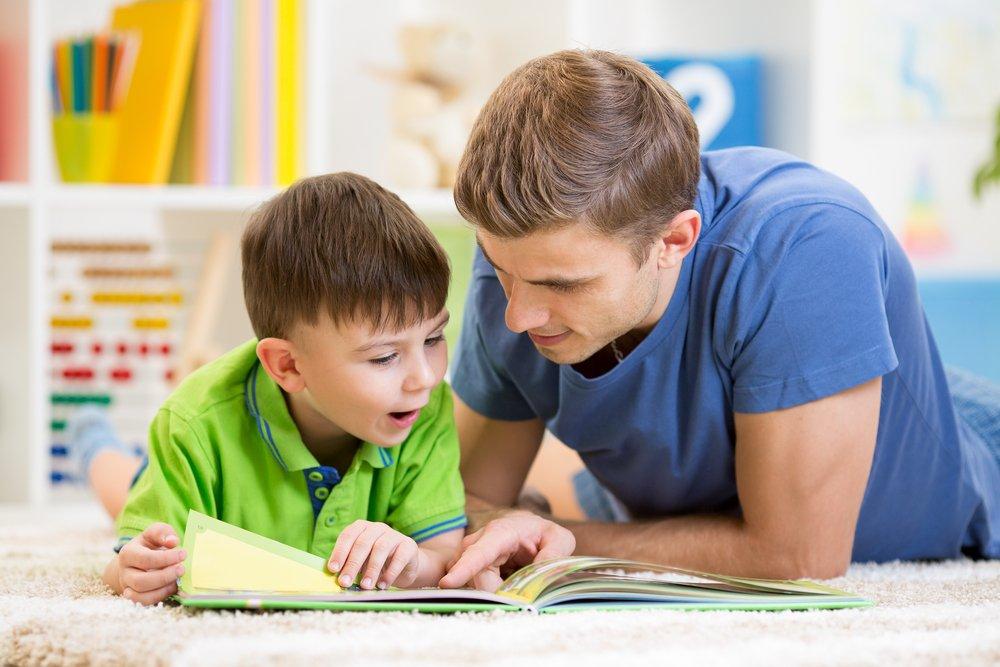 Семейные чтения: развиваем интеллект и мышление у детей