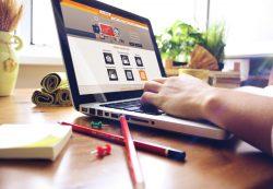 На профильной онлайн-смене в ВДЦ «Орлёнок» школьников обучат веб-дизайну