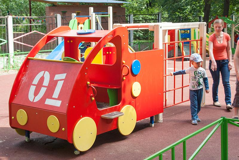 «ВИВАНА»: детское уличное оборудование в ассортименте