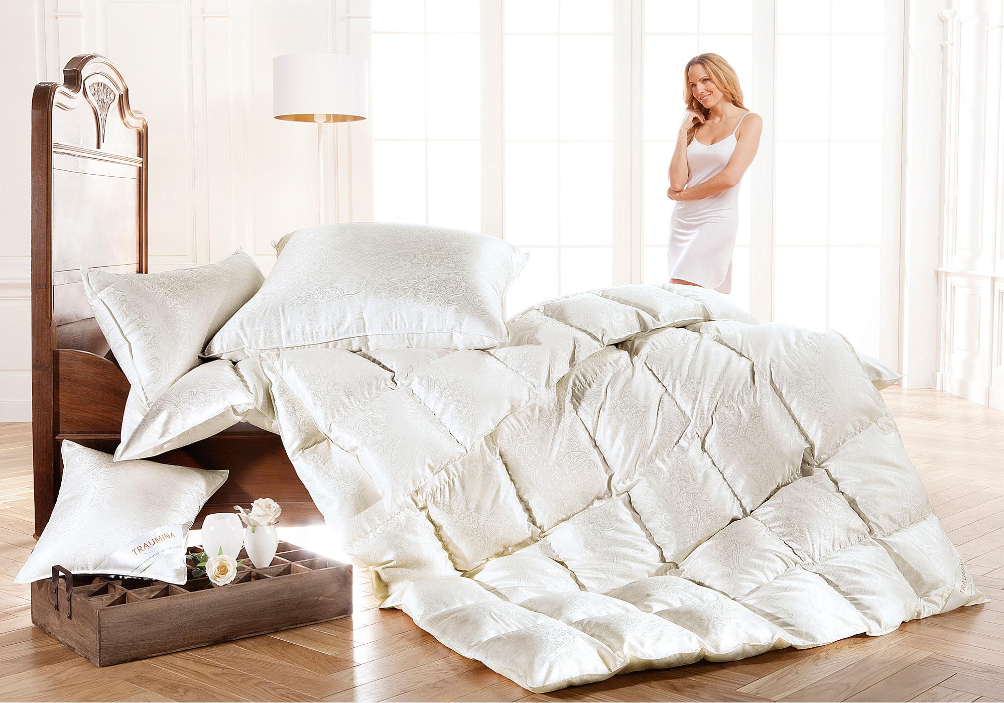 Как выбрать хорошее одеяло?