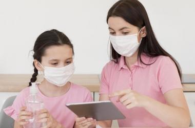 Как развить в ребенке жизнестойкость во время карантина