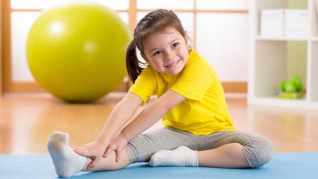 Йога для особых детей