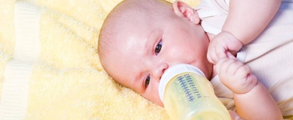Диарея у новорожденных: план борьбы