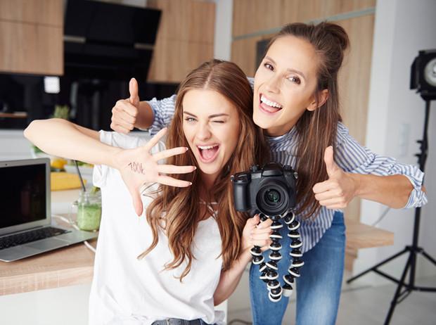 Как стать блогером, если мама против?