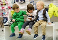 Как выбрать детскую обувь для разных сезонов?