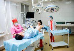 Проверенные услуги гинекологического отделения