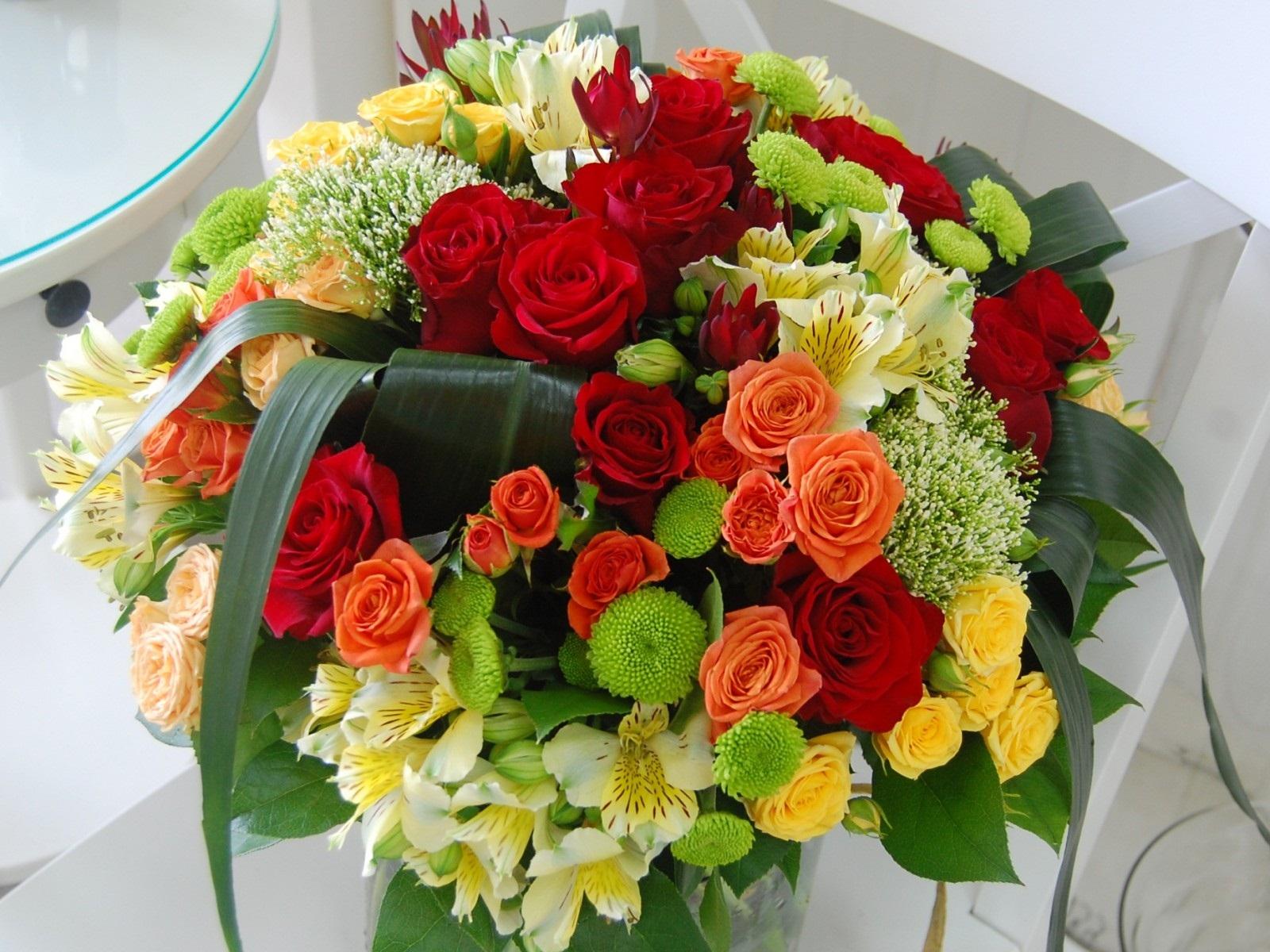 Как выбирать цветы на День Рожденья?