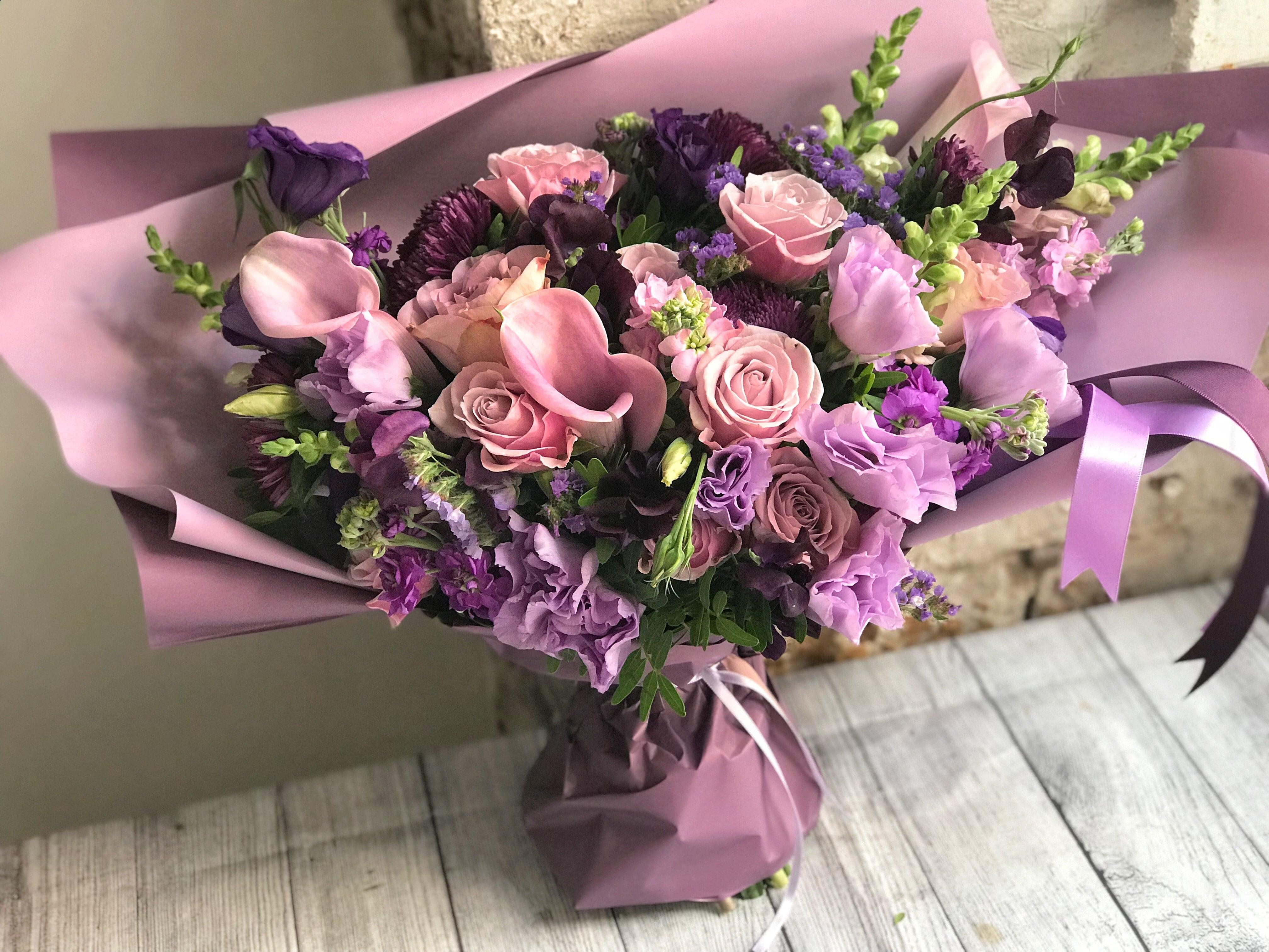 Ароматные цветы в каждый дом