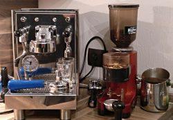 Кофеварки Bezzera: функциональность и элегантность