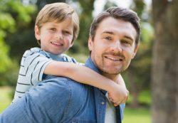 Важная роль отца в жизни каждого ребенк