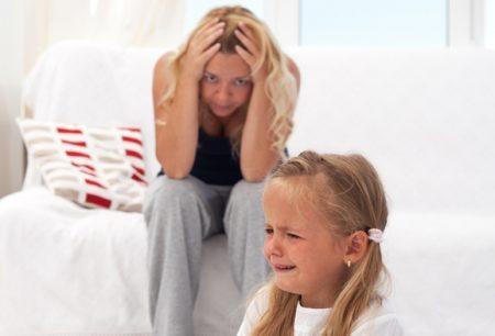 Как бороться с детскими капризами?