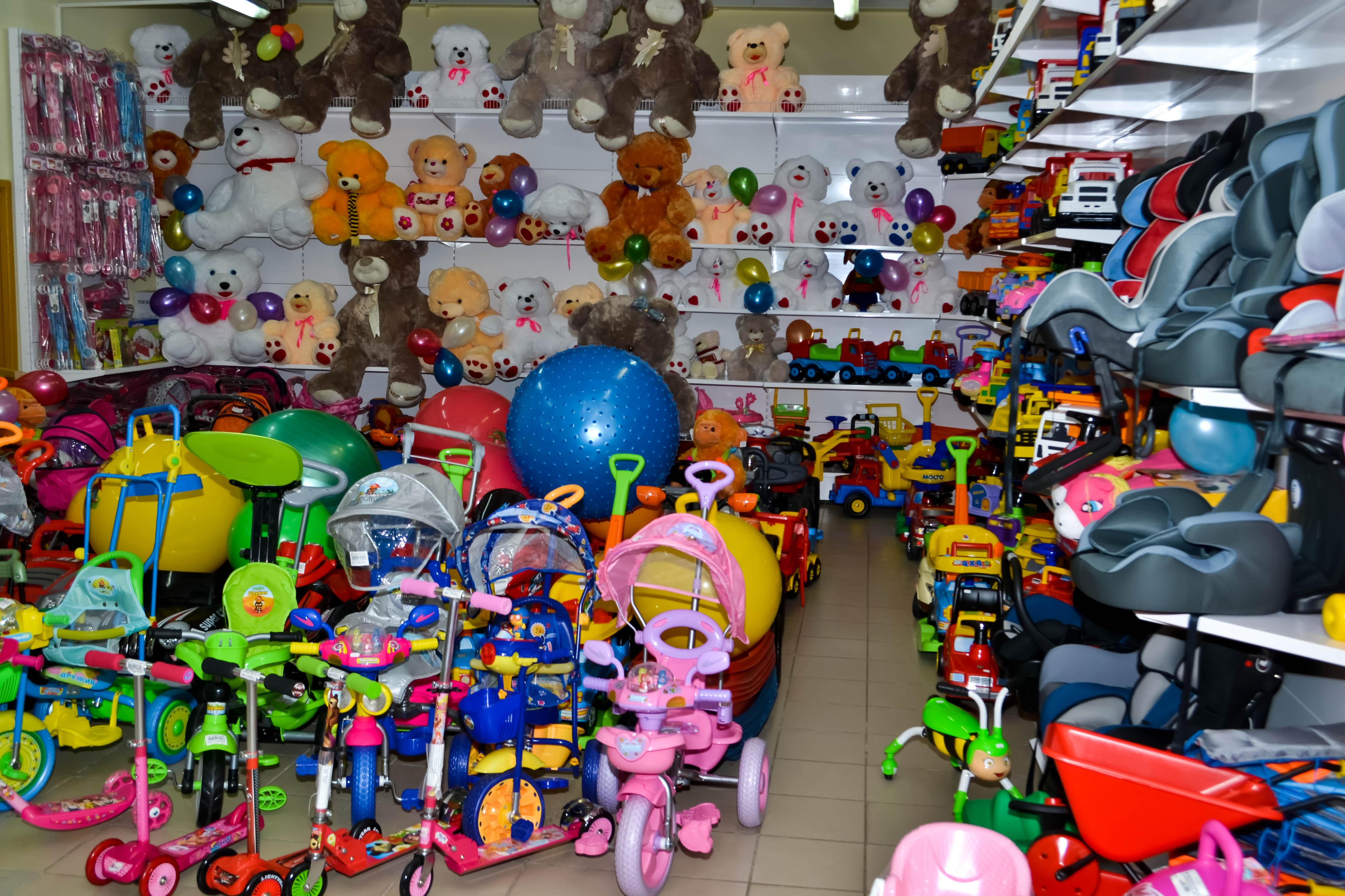 Детские товары по выгодным ценам