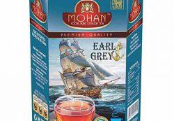Чай с бергамотом ТМ «Mohan»