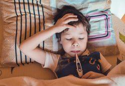 Грипп и ОРВИ не пройдут: как защитить своих детей