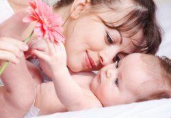 Как молодой маме быстро восстановить силы