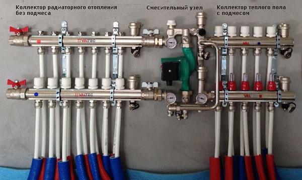 Оборудование для отопления: радиаторы и котельное оборудование