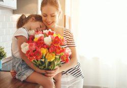Лучший подарок для матери
