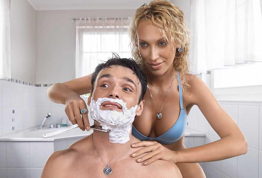 Ошибки при бритье