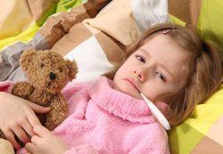 Чем опасен грипп для детей?