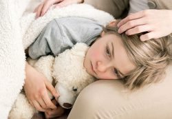 Ребенка рвет без повышения температуры