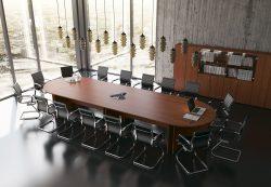 Купить мебель для переговорных комнат