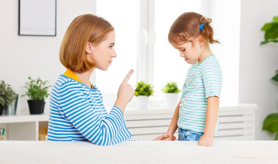 Должны ли дети слушаться?