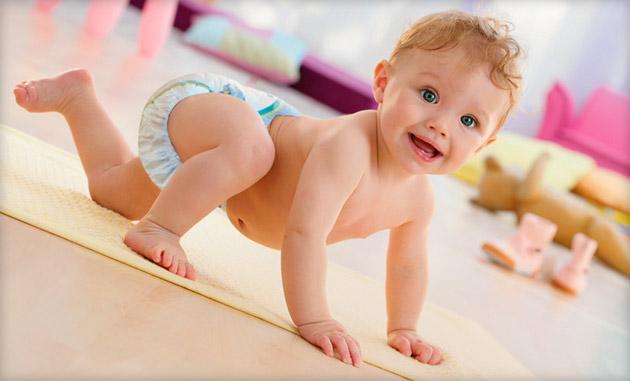 Какие подгузники лучше выбрать новорожденному ребенку