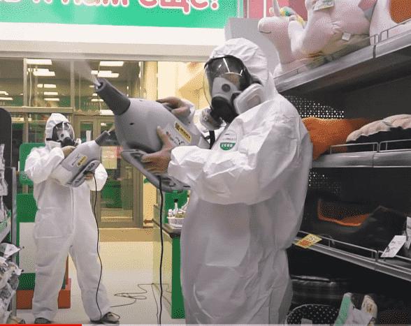 Борьба с домашними насекомыми