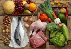 Информация про здоровое питание