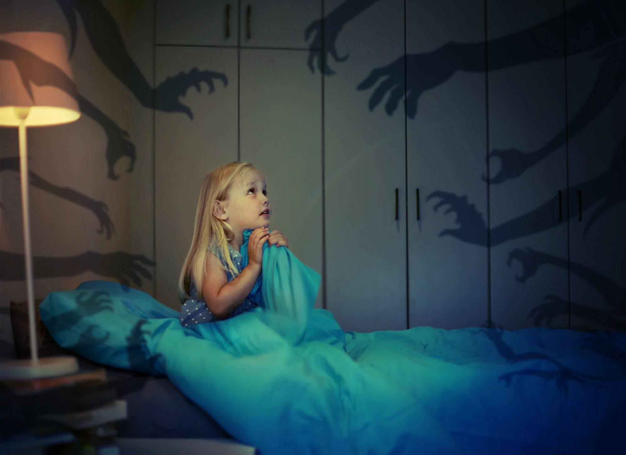 Детские страхи: как помочь ребенку?