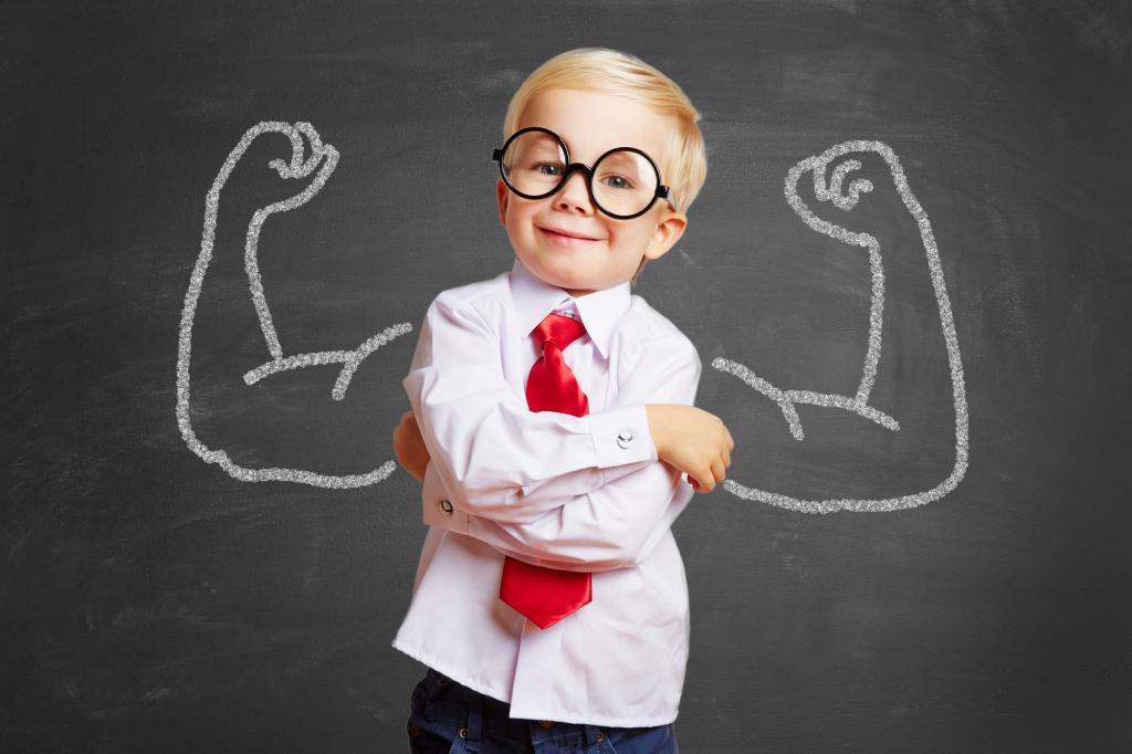 Как помочь ребенку стать уверенным в себе?