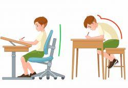 Эксперты пояснили, почему родителям нужно знать, какой высоты у ребенка парта в школе