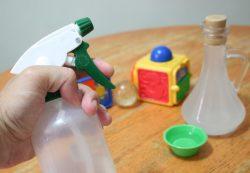 Как правильно и безопасно дезинфицировать детские игрушки?