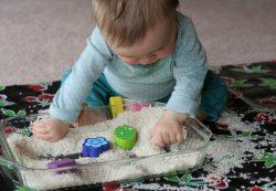 Игры с годовалым ребенком
