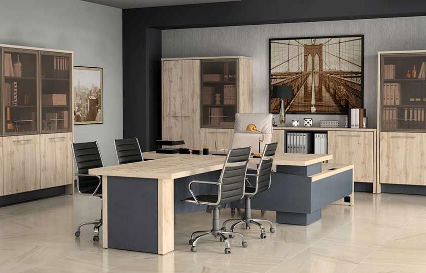 Мебель в кабинет руководителя — огромное разнообразие, приемлемые цены!